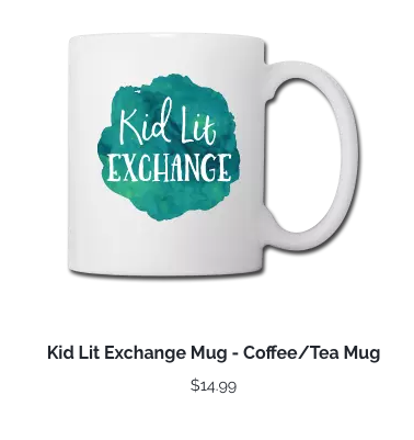 Kid Lit Exchange mug